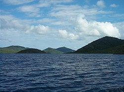 Islands around Siantan, Riau Islands Province, Indonesia.jpg