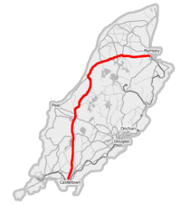 Isle of Man A3 road (OpenStreetMap).png