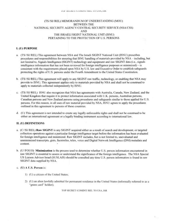 FileIsrael Memorandum Of Understanding SigintPdf  Wikimedia Commons