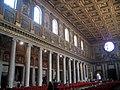 Italie Rome Basilique Sainte-Marie-Majeure Nef 20042008 - panoramio (1).jpg
