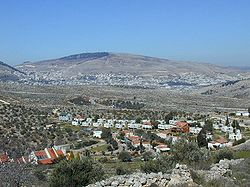 Skyline of Itamar