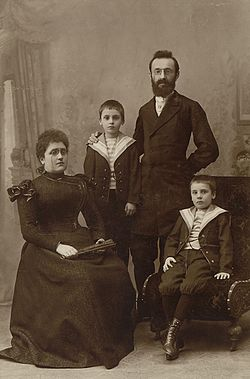 Ivan Georgov and his family.jpg