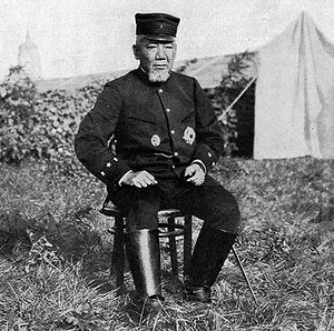Ōyama Iwao - Field Marshal Ōyama during the Russo-Japanese War
