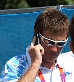 Iztok Čop ĉe la 2012-datita Olympics.jpg