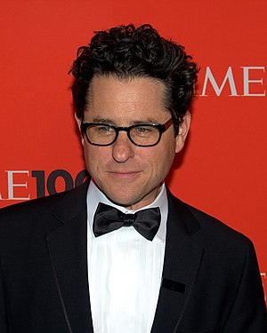 English: J.J. Abrams at Time 100 Gala