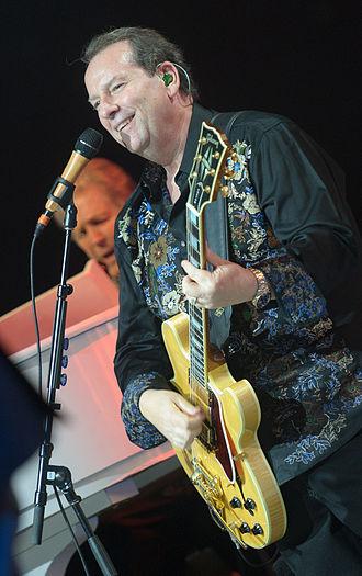 Jeffrey Foskett - Foskett in 2012