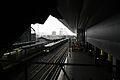 JRW Kyoto Station under elevated tracks.jpg