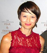 Jacinta John @ the 2012 LA Fear & Fantasy Film festival.jpg