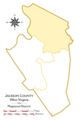 Jackson County Northern District Highlighted.png