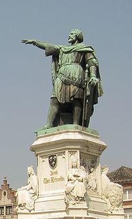 Jacob van Artevelde Flemish statesman and political leader