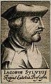 Jacobus Sylvius. Line engraving, 1688. Wellcome V0005702.jpg