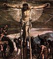 Jacopo Tintoretto - Crucifixion (detail) - WGA22517.jpg
