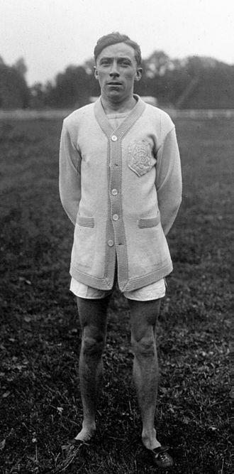 Jacques Keyser - Jacques Keyser in 1914