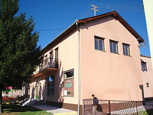 Jagodnjak - Jagodnjak Municipal Building