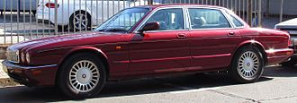 Jaguar XJ (X300) - Jaguar Sovereign