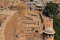 Jaisalmer Fort Palace Museum-5-Stone munitions-20131010.jpg