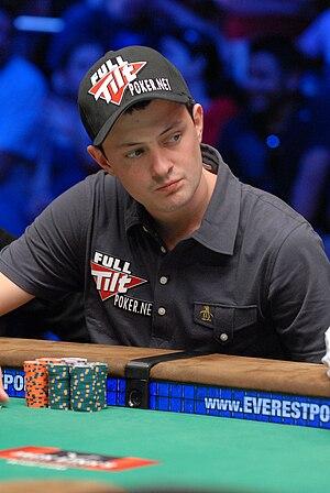 James Akenhead - James Akenhead at the 2009 World Series of Poker