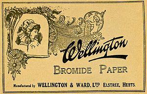 James Booker Blakemore Wellington