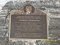 James Cameron plaque in Chippawa - panoramio.jpg