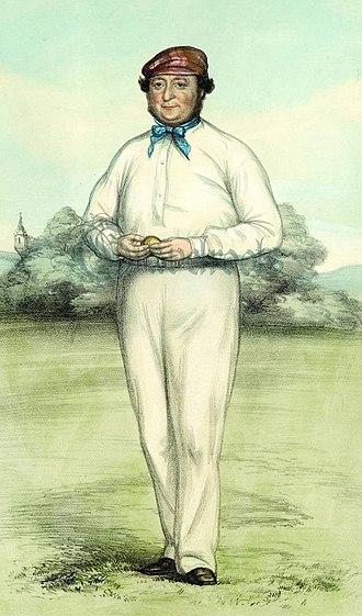 Jemmy Dean - Image: James Dean cricketer
