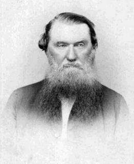 James Henry Bowker (1825 – 1900) South African naturalist, archaeologist and soldier