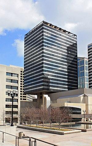 James K. Polk State Office Building - Image: James K Polk building 2009