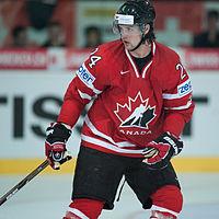 Jamie Benn - Switzerland vs. Canada, 29th April 2012-2.jpg