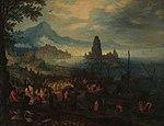 Jan Brueghel, o Velho - Pesca milagrosa, 1597 3-1.jpg