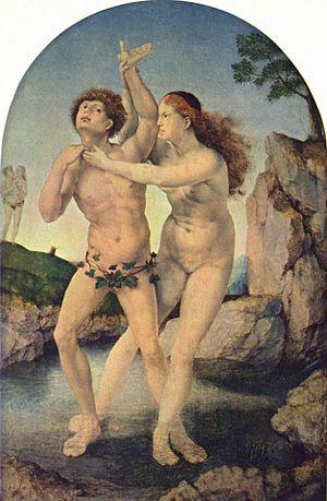 El mito de Hermafrodito y Salmacis, el origen del hermafroditismo