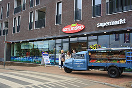 Jan Linders in Gennep