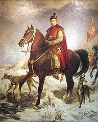 Jan Zamoyski,  Hetman