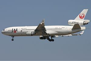 Japan Airlines - Japan Airlines McDonnell Douglas MD-11