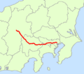 Japan National Route 20 Map.png