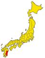 Japan prov map hyuga.png
