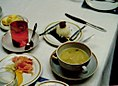 Japanese meal seved FESCO Khabarovsk 1985.jpg
