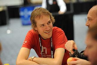 Jason Rohrer - Jason Rohrer at the 2011 Game Developers Conference