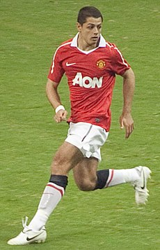 "Javier ""Chicharito"" Hernandez vs MLS All Stars.jpg"