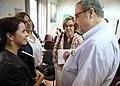 """Javier Barbero y Celia Mayer apoyan la campaña contra la publicidad de prostitución """"No Acepto"""" (02).jpg"""