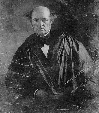 Levi Woodbury - Associate Justice Levi Woodbury (c. 1850)