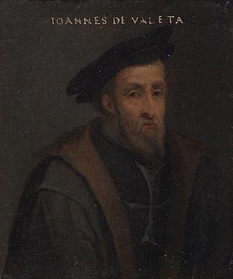 Jean Parisot de Valette - De Valette