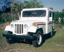 Jeep Dj And Fleetvan