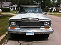 Jeep J-10 pickup truck grey-fv.jpg