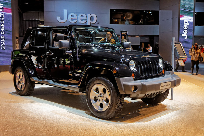 File:Jeep Wrangler Unlimited - Mondial de l'Automobile de Paris 2012 - 001.jpg