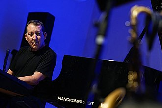 Jeff Lorber - Jeff Lorber at Jazzy Days in Denmark 2018
