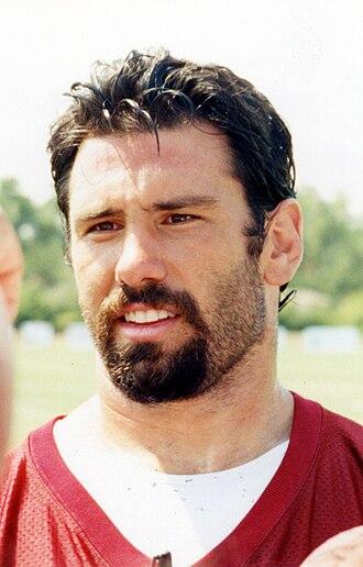 Jeff Ulbrich - Ulbrich in August 2002