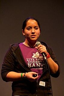 Jen Gupta British astrophysicist