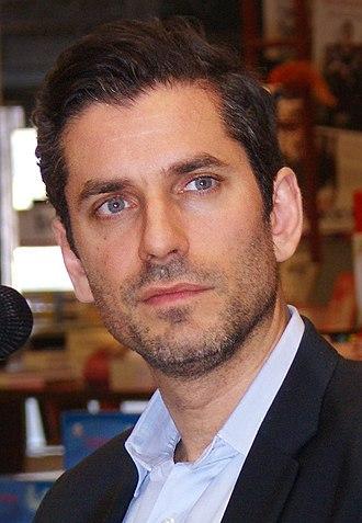 Jens Lapidus - Jens Lapidus in 2011