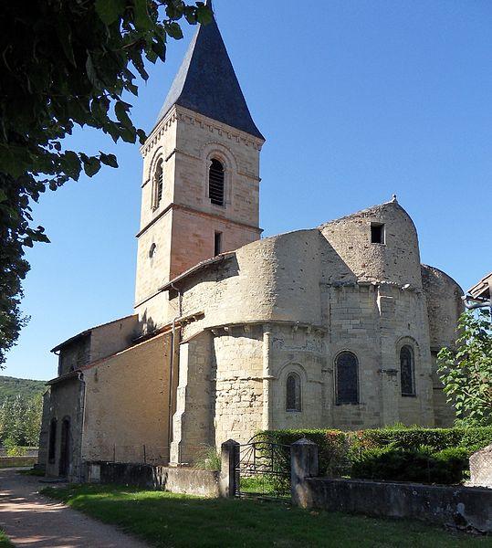 Église Saint-Martin,  (Classé, 1923)