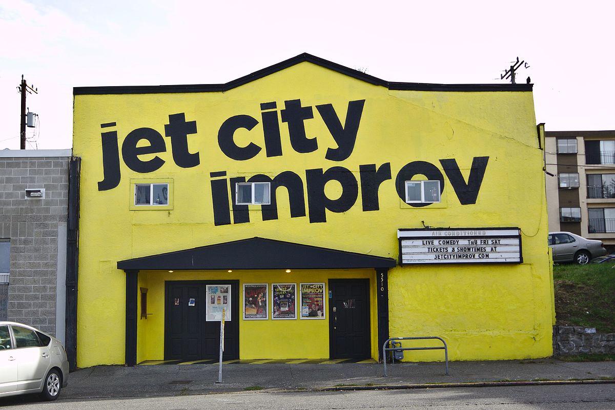 Jet City Improv - Wikipedia