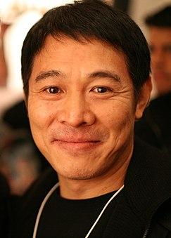 Jet Li Singaporean martial artist and actor